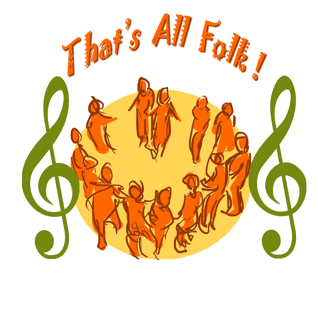 Logo de That's All Folk!