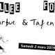 Stage de chant avec la Jupette Barbue et Veillée Folk - 2 mars